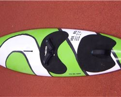 Oes 85 Quad 85 litre windsurfing board