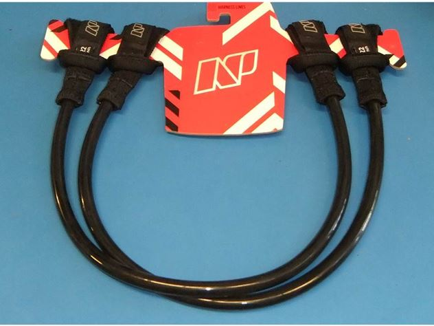 2017 Neil Pryde Np Harness Line 22 Black Fix