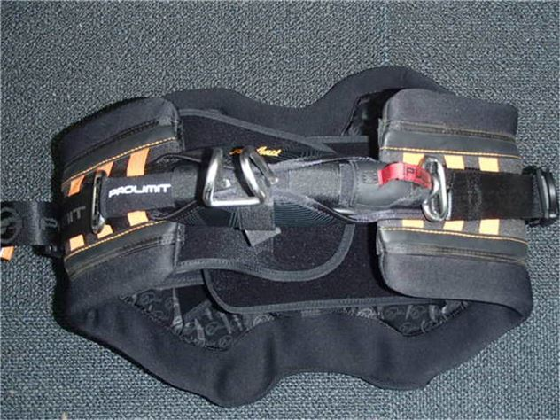 2012 Pro Limit Fx Xlarge Waist Harness