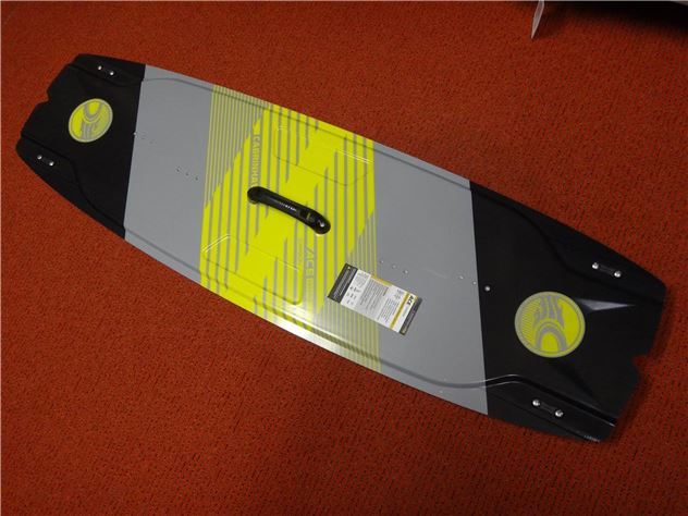 2018 Cabrinha Ace Carbon Board Only - 141 cm