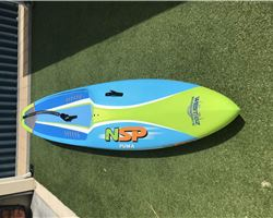 "NSP Puma Pro Carbon 26 inches 14' 0"" stand up paddle racing & downwind board"