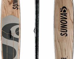 "Sunova Faast 26 inches 14' 0"" stand up paddle racing & downwind board"
