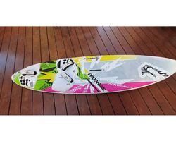 Fanatic Freewave 95 95 litre 240 cm windsurfing board