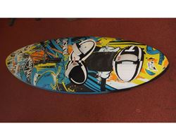 Tabou Tabou Twister Freestyle Board  Liters 100 litre windsurfing board