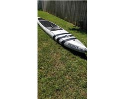 "Infinity Downtown 27 inches 14' 0"" stand up paddle racing & downwind board"