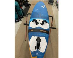 Fanatic Freewave Te 105 litre 231 cm windsurfing board
