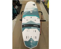 Fanatic Blast Hrs 115 litre 232 cm windsurfing board