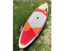 "DC Surf X 28.25 inches 8' 6"" stand up paddle wave & cruising board"