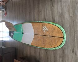 "Ecs Slab 30 inches 8' 10"" stand up paddle wave & cruising board"