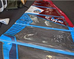 North Etype 7.3 metre windsurfing sail