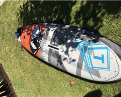 Tabou Pocket 97 litre 218 cm windsurfing board