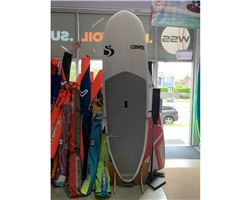 "Sunova Casey Revolution 30 inches 9' 0"" stand up paddle wave & cruising board"