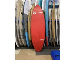 "Sunova Flow 2 32.25 inches 9' 0"" stand up paddle wave & cruising board"