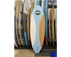 "SMIK Hipster Twin 33 inches 9' 3"" stand up paddle wave & cruising board"