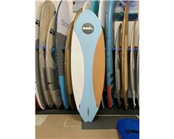 "SMIK Hipster Twin 32 inches 8' 10"" stand up paddle wave & cruising board"