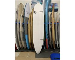 "Sunova Casey Revolution 26.5 inches 10' 0"" stand up paddle wave & cruising board"