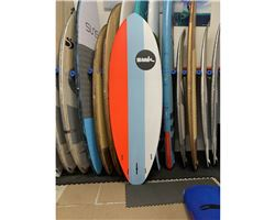 "SMIK Spitfire 31.5 inches 8' 8"" stand up paddle wave & cruising board"