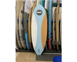 "SMIK Hipster Twin 31.5 inches 8' 6"" stand up paddle wave & cruising board"