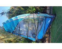 The Loft Switchblade 7.3 metre windsurfing sail