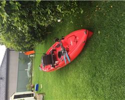 Hobi Mirage Outback 2017 3.68 metre boating canoes, kayak