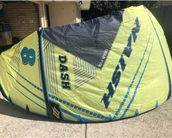 Naish Dash 8 metre kitesurfing kite