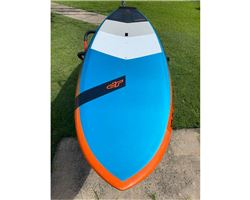 "JP Australia Fusion - Innegra Parabolic Rail 31 inches 9' 8"" stand up paddle wave & cruising board"