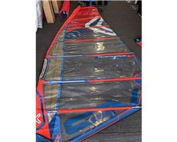 Severne Overdrive M1 7 metre windsurfing sail