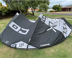 Core Xr5 kiteboarding kite