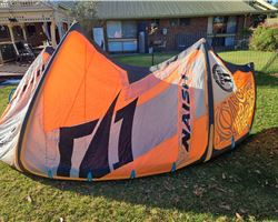 Naish Pivot 11 metre kiteboarding kite