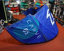 North Carve 5 metre kitesurfing kite