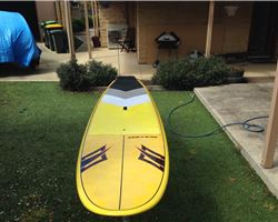 "Naish 10' Nalu Le.    130 Litres 28 inches 10' 0"" stand up paddle wave & cruising board"