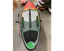"Atlantis Mano 29.25 inches 9' 2"" stand up paddle wave & cruising board"