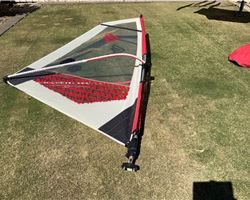 Fanatic Ripper Kids Rig 3.5 metre windsurfing sail