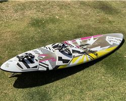 Fanatic Freewave 83 litre 236 cm windsurfing board