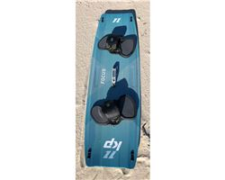 North Focus 136 cm kiteboarding twintip