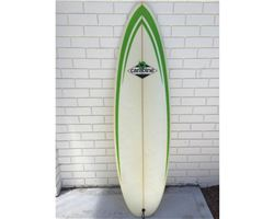 "Carabine Nugget 5' 10"" surfing shortboards (under 7')"