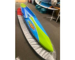 "NSP Sonic 14 X 24 24 inches 14' 0"" stand up paddle racing & downwind board"