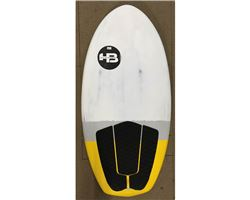 "Hot Buttered Tow Foil Board 3' 3"" foiling prone/surf foilboard"