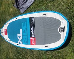 RedPaddleCo Xl Family Mega Board stand up paddle wave & cruising board