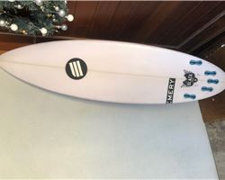 "Emery Black Angel Step Up 6' 5"" surfing shortboards (under 7')"