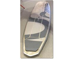"Sunova Speeed 8' 10"" stand up paddle wave & cruising board"