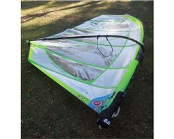 Hot Sails Maui Gpx Fast Crossover 8 metre windsurfing sail