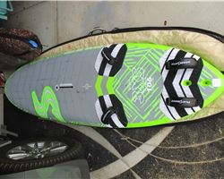 Simmer Style 3Xs 106 litre 232 cm windsurfing board