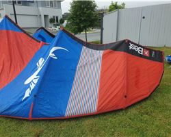 Best Ts Kite + Accessories 14 metre kiteboarding kite