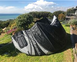 BWS Noise 8M And 12M kiteboarding kite