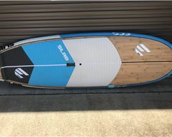 "Ecs Slab 28 inches 7' 5"" stand up paddle wave & cruising board"