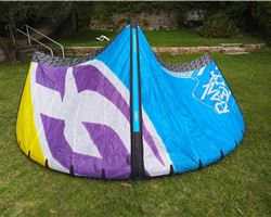 F-One Bandit 9 metre kiteboarding kite
