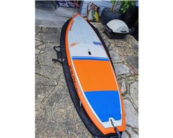 "Naish Mad Dog 32 inches 9' 5"" stand up paddle wave & cruising board"
