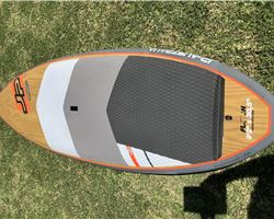 "JP Australia Fusion 30.5 inches 9' 2"" stand up paddle wave & cruising board"