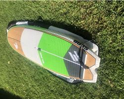 "Ecs Slab 28.75 inches 7' 11"" stand up paddle wave & cruising board"